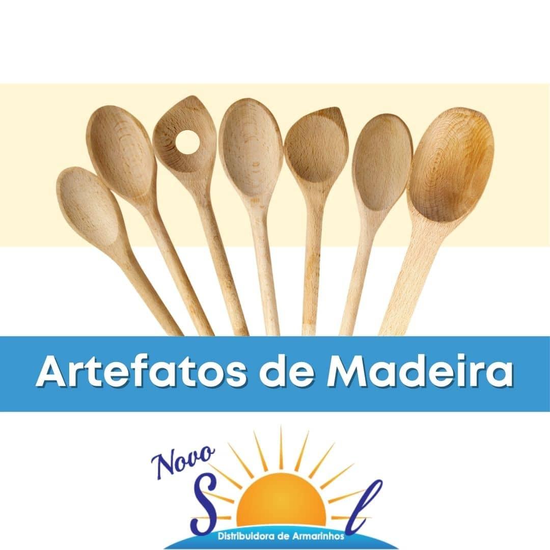 Artefatos de Madeira