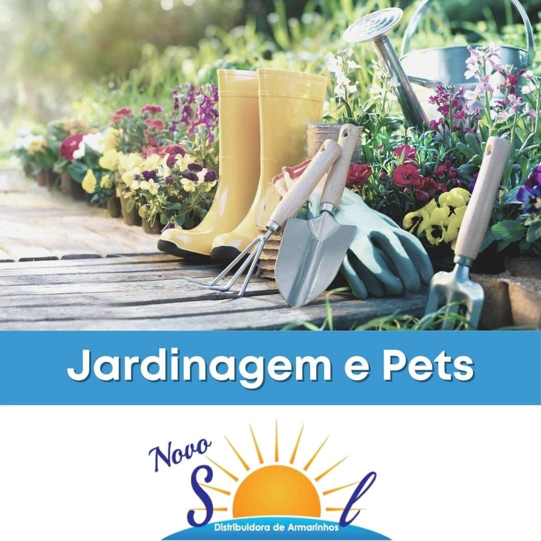 Jardinagem e Pets