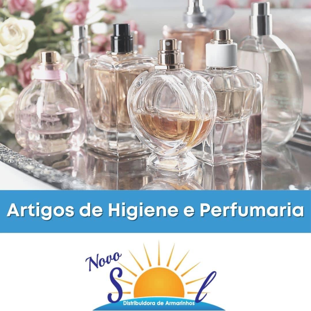 Artigos de Higiene e Perfumaria