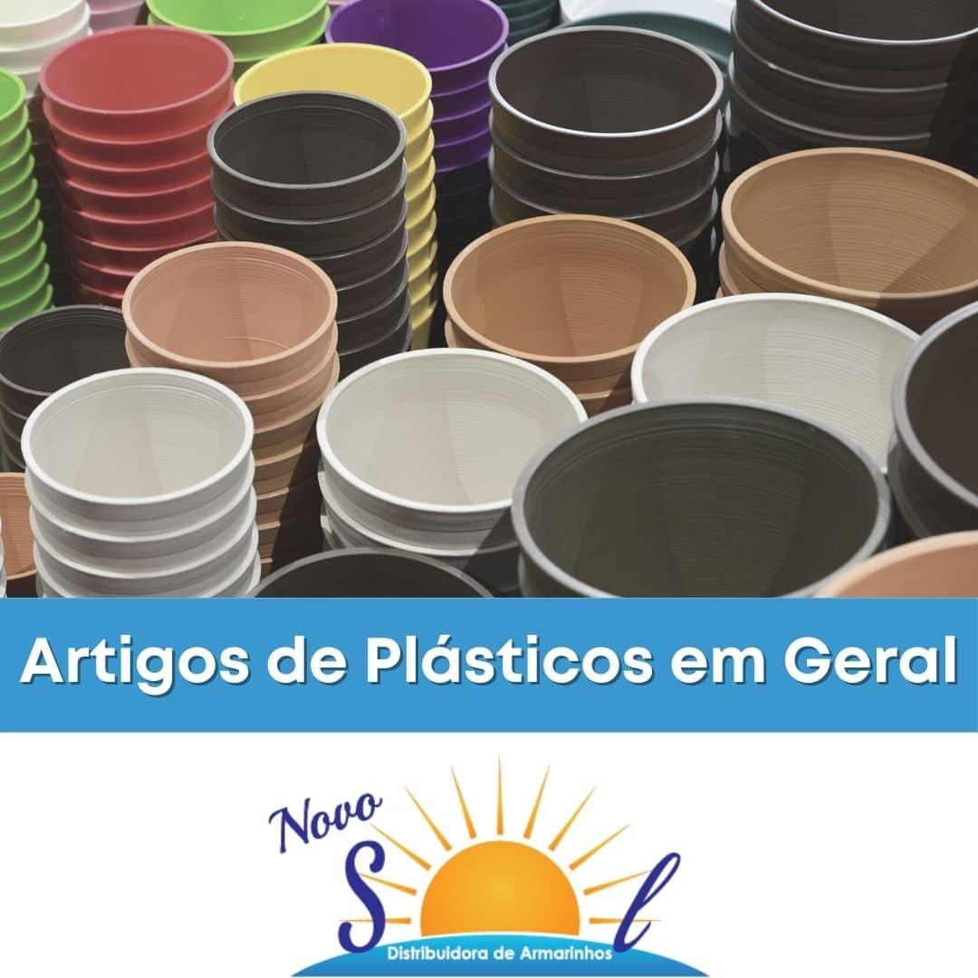 Artigos de Plásticos em geral